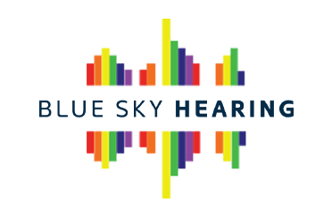 Blue Sky Hearing footer logo