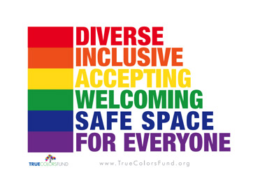 Blue Sky Hearing is an inclusive safe splace for everyone.